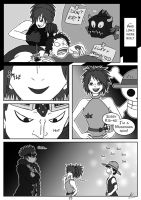 OP-doujin: The first time they met - page23 by Evanyia