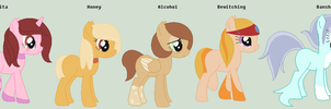 100 Themes 66-70 -closed- by Dulcet-Adopts