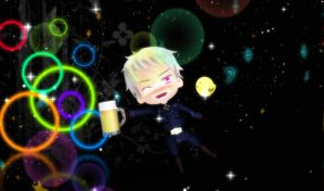 .: Prussian Prussian Sparkle Party :. by EpiclyAwesomePrussia