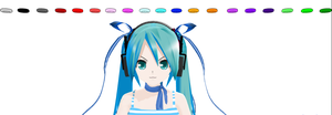 MMD Chokers by TheChaoticMuffin