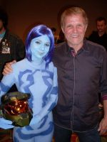 Cortana and The Master Chief by Cortana2552