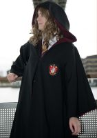 Proud Gryffindor by Leonie-Heartilly
