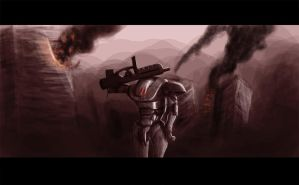 In The End, There is Robots by ShaneNelson