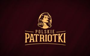 Polish patriotic girls logo by N4020