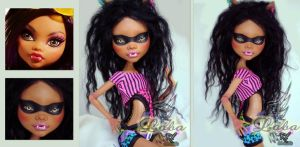 MH Clawdeen #2 ~Loba~ by RogueLively