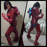 Rescue cosplay 90% complete by ArtisansTheory