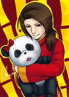 Chinaaa by Xenelle