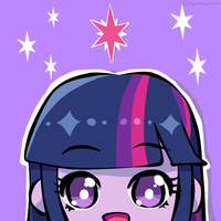 Twilight Sparkle icon by Ayachiichan