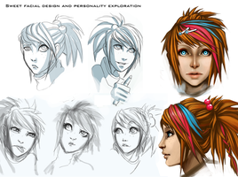 Sweet Concept Art 03 by CoffeeStainStudios