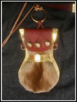 Viking Lyre purse by VendelRus