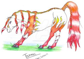Tourma - Broodmare by HockeyFilly58
