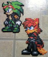 Team Antiverse Part 1:Beaded by TomatoisJPhansburg