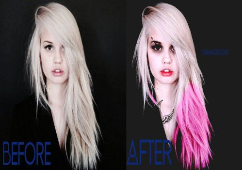 Before After by BaharErdogan