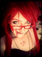 Grell likes by RainbowTigerPaws