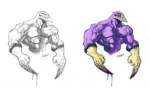 The Maxx by LostonWallace