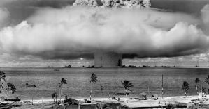 Operation Crossroads Baker Explosion by 121199