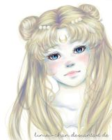 Princess Serenity by Limei-chan