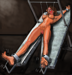 A Ticklish Situation by BondageArt2013