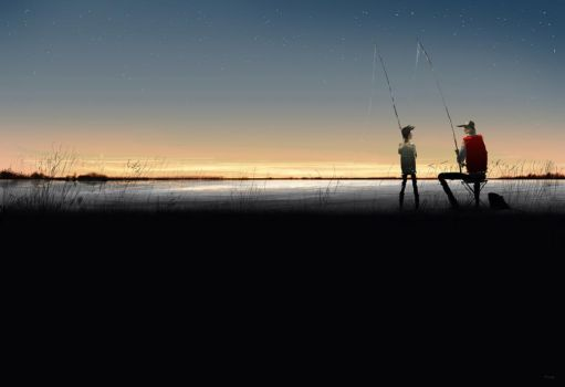 Forget me not. by PascalCampion
