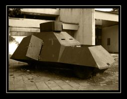 old tank by Valmont-jose