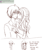 Question 22 Kiss by Ask-Seoul