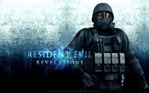 Resident Evil Revelations by kaoyon
