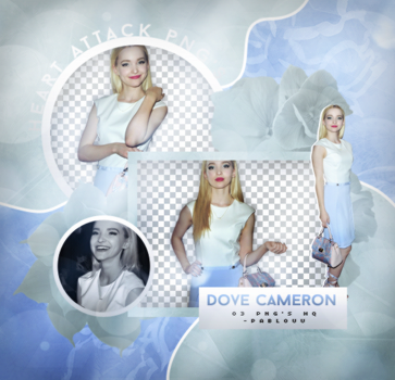 +Dove Cameron Pack Png by Heart-Attack-Png