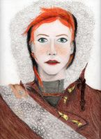 Ygritte - Kissed by fire by Lidia6277