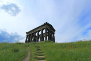 Penshaw Monument by KERphotography