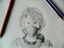Post-Apocalyptic Boy by CptSky