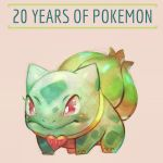 Pokemon 20 years sketch - Bulbasaur by milkybee
