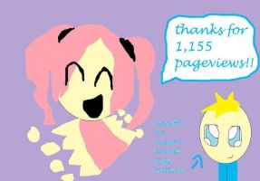 thanks, peoples by leapoldsgirlfriend