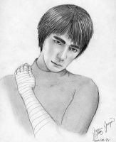older Rock Lee by PirateCaptainJess