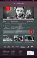 3D Slider, Video Background, 200 fonts - WP Theme by ait-themes
