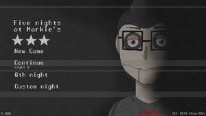 Five nights at Markie's by Chaos55t