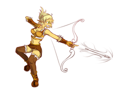 Craette Wakfu (UPDATED) by Cawouet