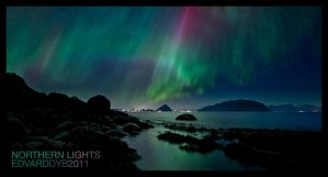 Northern Lights by dr-phoenix