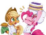 Pie VS Cake by Hua113