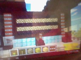 what Me And My Friend found on MinecraftPocket 1 by MienfooInTraining