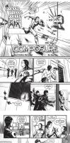 Innovation Comic - Composure by ryuzo