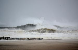 Hurricane Sandy 02 by ArtieWallace