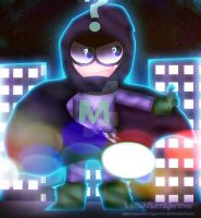 SP.:Misterion,The Hero Of The Night:. by tuwachiturraforever
