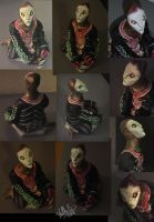 Zant Sculpture by StellaB