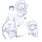 Undertale by Mister-Saturn
