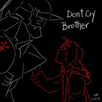 Dont Cry Brother by stormthief19