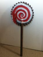condemned 2 lolly saw by sam1337