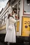 Brides on the Street IV by fcarmo-photography