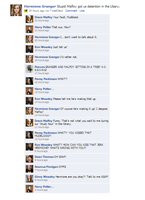 Facebook- Dramione Rumors by avJetAMIE