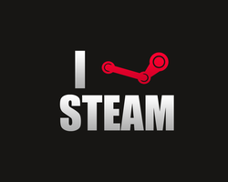 I love STEAM by Alakran