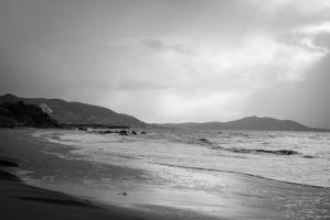 Black and White Coast by Draiocht-651